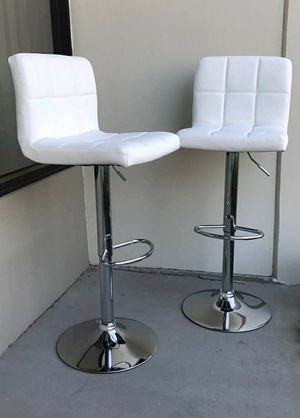 """New in box $40 each barstool bar counter height adjustable 24"""" to 33"""" high chair stool kitchen counter furniture for Sale in Pico Rivera, CA"""