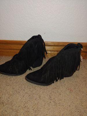 Fringe boots for Sale in Denver, CO
