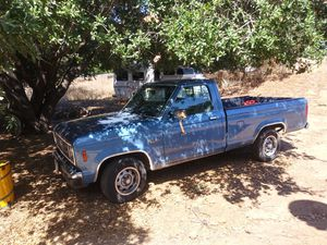 Classic 1987 Ford Ranger for Sale in San Diego, CA