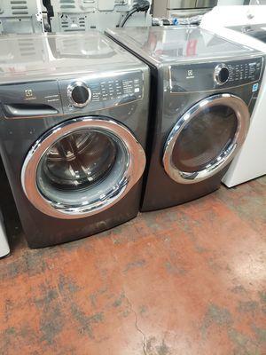 Set lavadora y secadora electrolux electricas for Sale in Phoenix, AZ