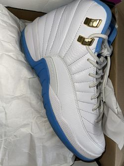 Jordan 12's Retro University Blue Size 6 for Sale in Peoria,  IL