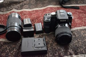 Sony alpha A100 for Sale in Lauderhill, FL