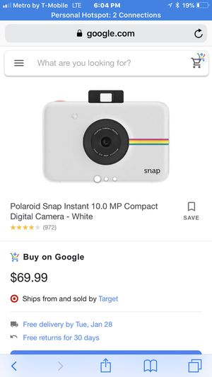 Camera for Sale in Suisun City, CA