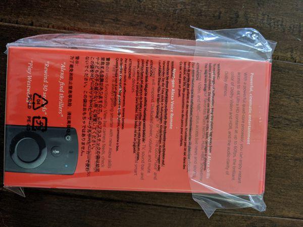 Amazon Fire TV Stick 4k Latest Model