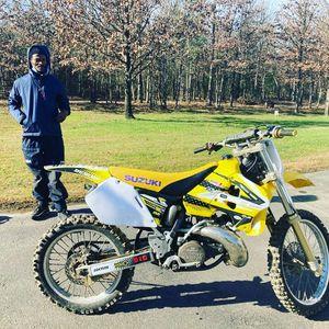 1997 suzuki 250 cc RM for Sale in Washington, DC