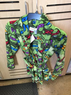 TMNT Robe Size 8 for Sale in Matawan, NJ