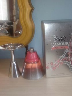 Brand New Paris L'amour Platinum Perfume for Sale in Columbus,  OH