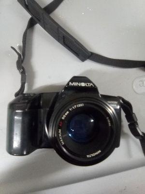 Minolta Maxxum 3000i film camera for Sale in Fresno, CA