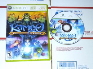Kameo elements of power Xbox 360 for Sale in Chicago, IL