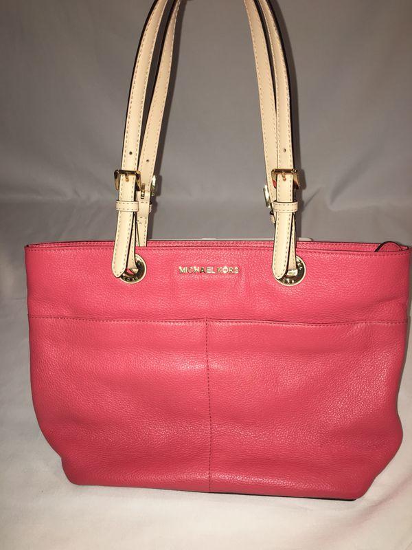 baf9fa4614ad92 Michael Kors Bedford Top zip pocket tote bag for Sale in Raleigh, NC ...