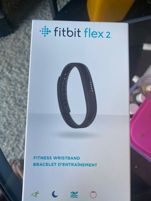 Fitbit Flex 2 New Unopened Box for Sale in Sunnyvale, CA