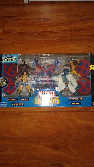 Marvel Legends X-Men box set sealed!! for Sale in San Antonio, TX