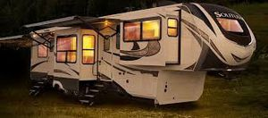 Grand Design Solitude 3740BH 40ft full timer! for Sale in Mountain View, CA