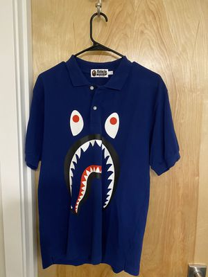 Bape Shark Polo for Sale in Seattle, WA