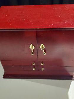 Wood Jewlery Box for Sale in Mesa,  AZ