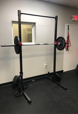 Squat/Bench Press for Sale in UPPR MARLBORO, MD