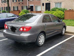 05 Toyota Corolla CE for Sale in Alexandria, VA