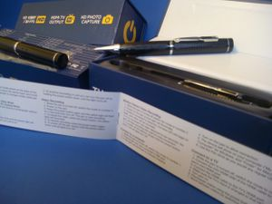 One Pen . HD video recording pen for Sale in Houston, TX