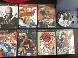 Ps2 games for Sale in Oakland, CA
