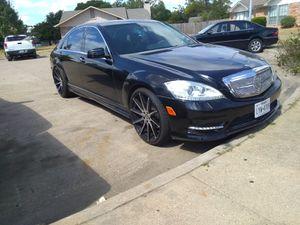 2012 Mercedes s550 facelift for Sale in Duncanville, TX