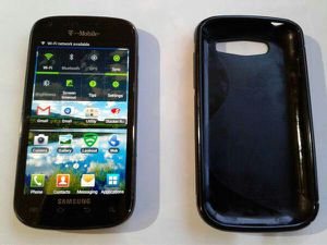 Samsung Galaxy S Blaze. Blocked with T-Mobile. for Sale in Hayward, CA