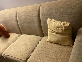 Three Seater Sofa- Excellent Condition MUST GO THIS WEEKEND for Sale in Atlanta,  GA