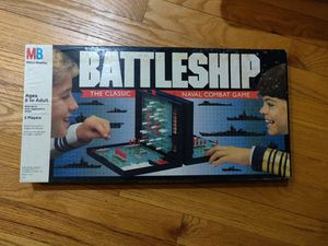 Vintage 1990 Battleship board game for Sale in Palatine, IL