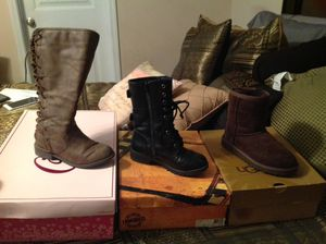 Girl boots for Sale in Raeford, NC