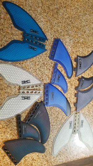 Twins fins for your fish surfboard for Sale in San Diego, CA