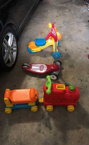 Kids ride on toys for Sale in Winter Haven, FL