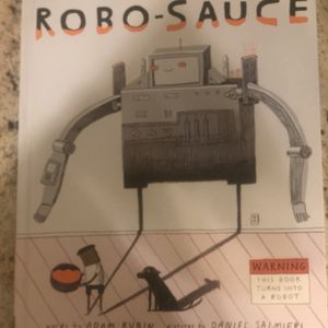 Brand New | ROBO SAUCE BOOK for Sale in Point Pleasant Beach, NJ