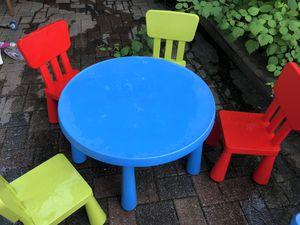 Kids outdoor/ indoor furniture for Sale in Albertson, NY
