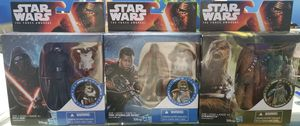 Star Wars The Force Awakens Action Figures for Sale in Los Angeles, CA
