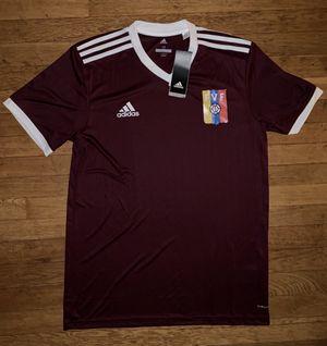 Venezuela Soccer Jersey Adidas Men's Medium Brand New for Sale in Portland, OR