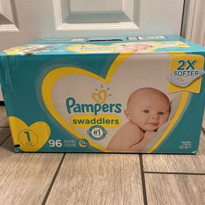 Pampers Size 1 BRAND NEW for Sale in Fresno, CA