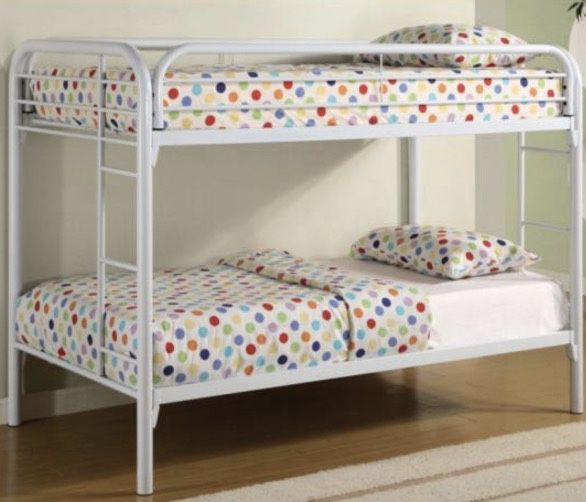 Bunk bed 🛌