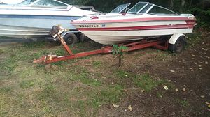 Calkins boat trailer for Sale in Snohomish, WA