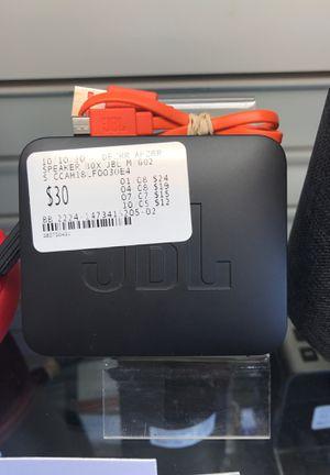 JBL Bluetooth speaker for Sale in Houston, TX