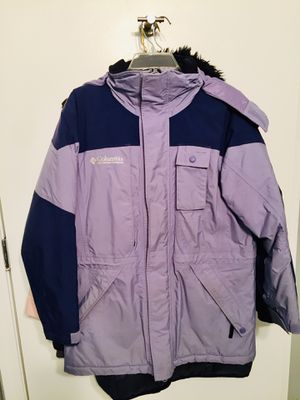 Columbia Winter Insulated Coat for Sale in Chicago, IL