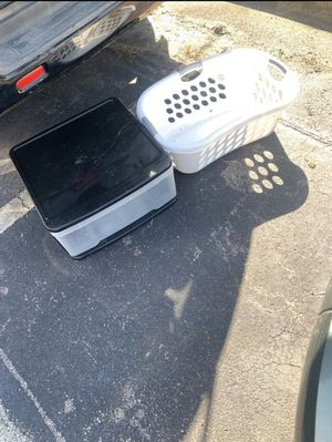 Laundry basket and storage container draw for Sale in Washington, DC