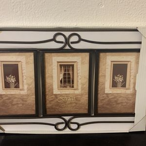 3 Slot Picture Frame for Sale in Martinez, CA