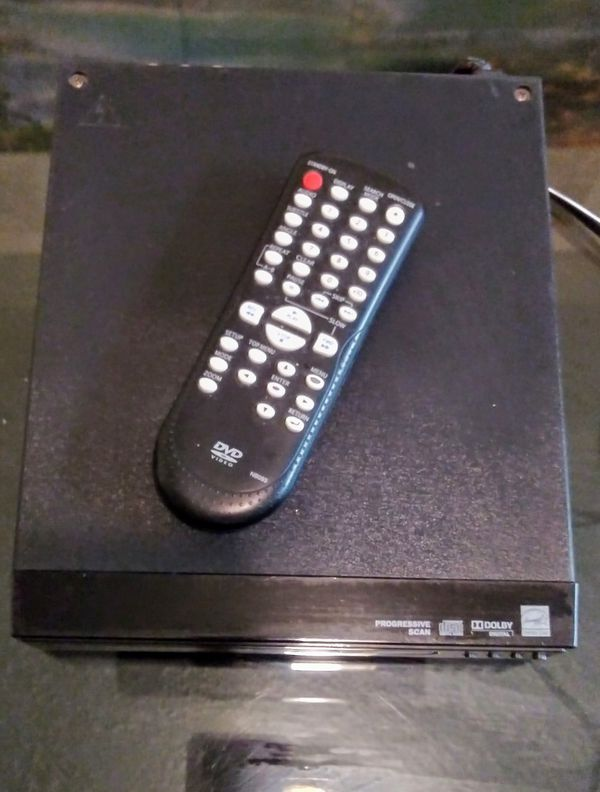 DVD With Remote