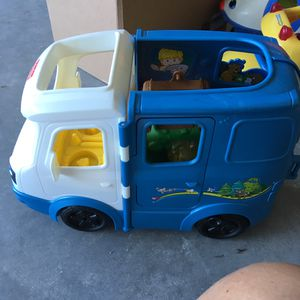 Fisher price toys for Sale in West Palm Beach, FL