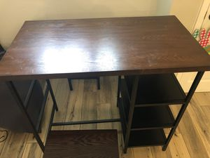 Small table with shelf space for Sale in Silver Spring, MD