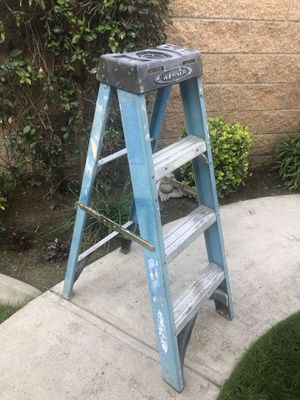 4' Werner Ladder for Sale in Chino Hills, CA