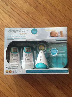 Baby Monitor AngelCare Deluxe for Sale in Chicago, IL