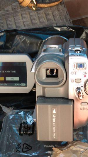 Panasonic DVD video camera VDR250 for Sale in San Lorenzo, CA