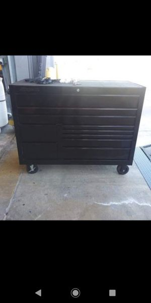 """Snap On Tool Box 55"""" for Sale in TWN N CNTRY, FL"""