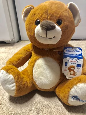 Cloud Pets Teddy Bear for Sale in Seattle, WA