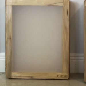 6 aluminum Yellow Mush Screen 20x24 , 4 Wood Yellow and White Mash Screen for Sale in Fort Lauderdale, FL